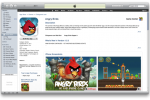Apple iPhone 4, App Store, Angry Birds Awarded Guiness World Records