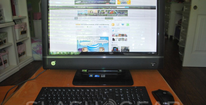 HP TouchSmart 610 Review