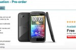HTC Sensation up for pre-order at Vodafone: Due May 19