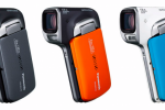 Panasonic Rolls Out Three New Sanyo Xacti-Style Camcorders