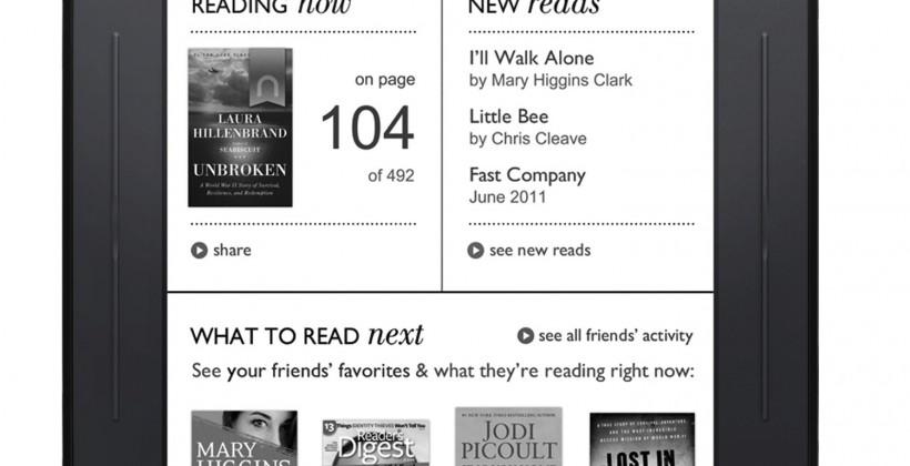 Barnes & Noble NOOK: Smaller, touchscreen & $139 tag
