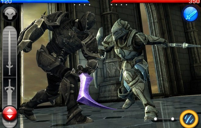 Infinity Blade for iPad 2 Getting Multiplayer Update