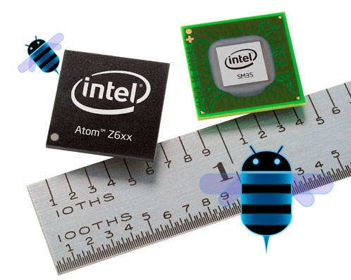 Intel Again Promises Phones by Early 2012