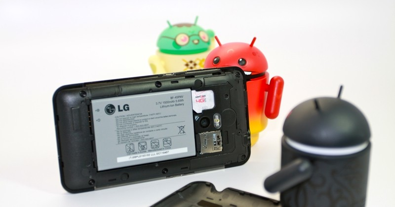 LG Revolution Unboxing and hands-on