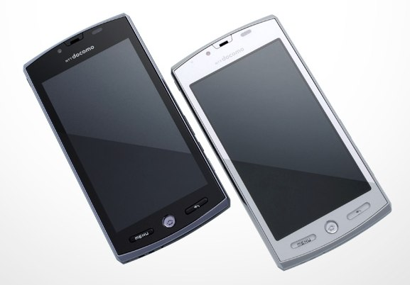 NTT DoCoMo AQUOS PHONE SH-12C: 8MP, 3D recording, more - SlashGear