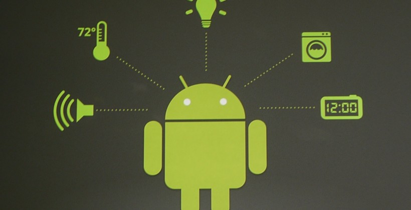 At IO 2011 Google Paints the Android Vision