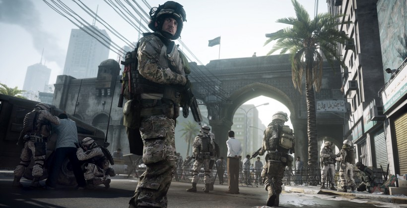 Battlefield 3 To Be EA Games' Biggest Launch