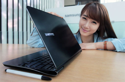 Samsung 9 Series 11.6-inch Ultra-Thin Laptop Now Shipping