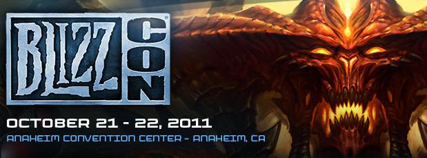 BlizzCon 2011 Tickets On Sale Tomorrow!