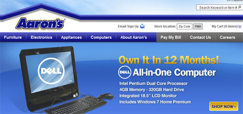 Aaron's stores spying on users that rent computers?