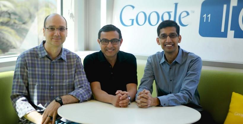 SlashGear Covering Google I/O Live