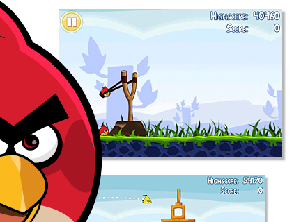 Angry Birds For Windows Phone 7 Delayed