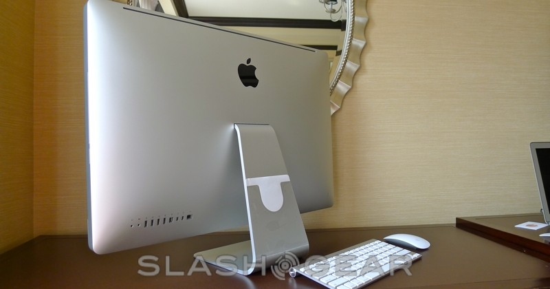 iMac Core i5 3.10GHz hands-on (mid 2011)