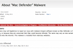 Apple warns AppleCare team off fixing Mac malware