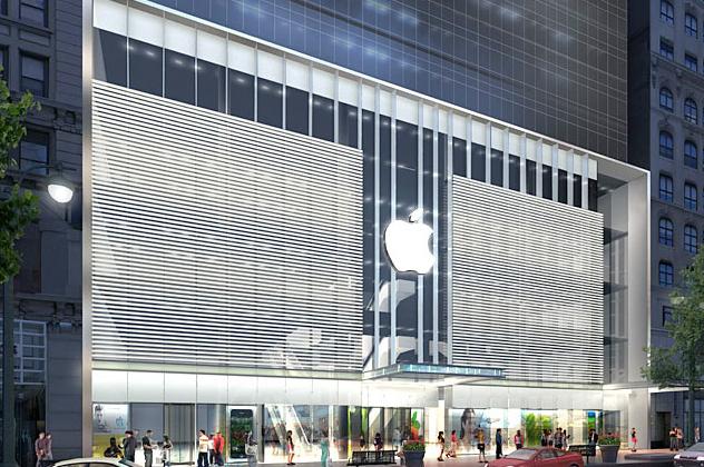Apple Store 2.0 Top Secret Revamp Revealed?