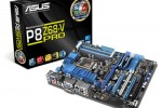 Asus debuts new P8Z68 Intel Z68 Express Chipset mainboards