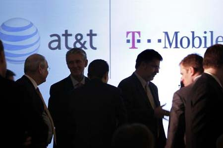 AT&T / T-Mobile Merger Getting No Rubber Stamps from Senate