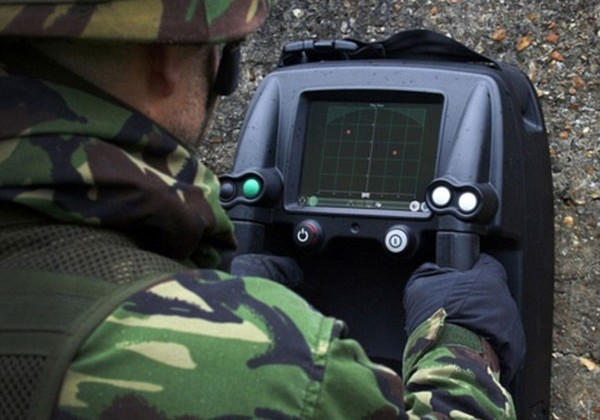 British firm makes military backpack that can see through walls