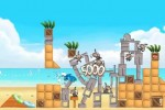 Angry Birds Rio To Get New Levels With Beach Volley Update