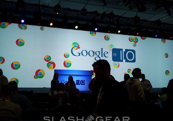 Chrome on Day 2 Keynote, Verizon Hotspots for All!