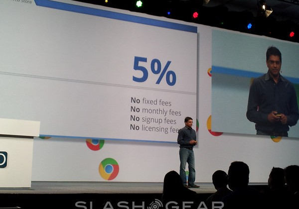 Google Chrome Store Announces 95% Cut for Developers
