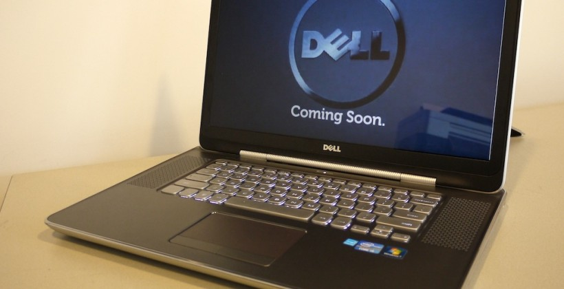 Dell XPS 15z official: Hands-on