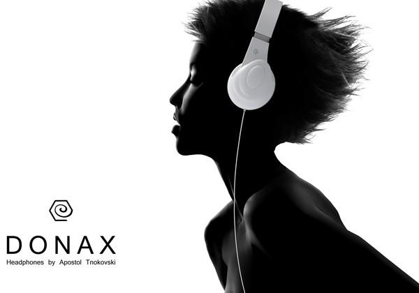 Donax Seashell Headphones by the Seashore