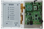 Epson and E Ink out 300dpi high-speed epaper display