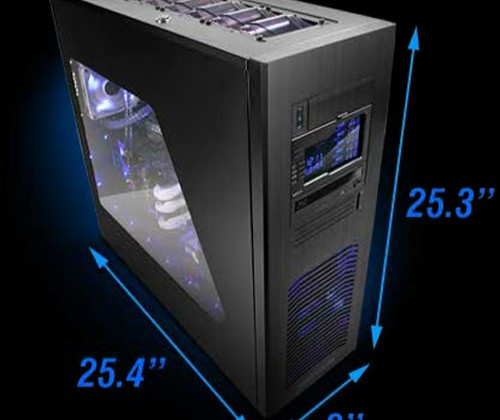iBuyPower unveils high-end Erebus gaming desktop