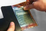 PaperPhone Flexible Smartphone Prototype, Responds To Touch And Bends