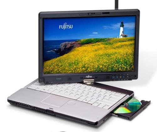 Fujitsu LifeBook T901 Tablet PC Hits U.S.