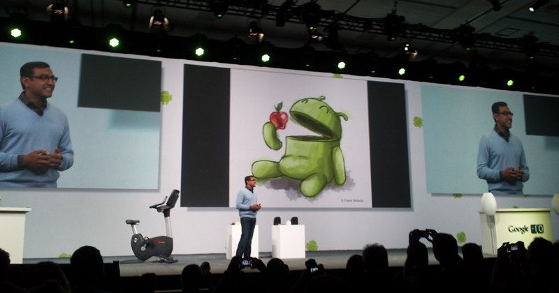 Google I/O 2011 Keynote: Entire Day One Video