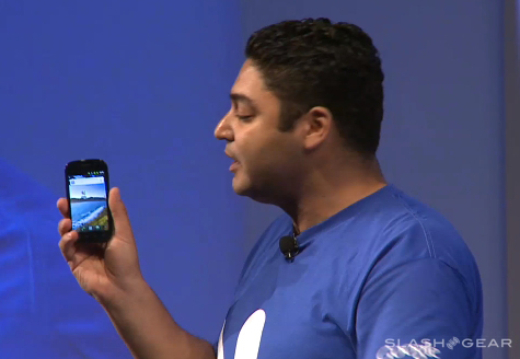 Google Wallet Demoed on Nexus S