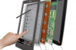 Hanvon cut dual-touch Pen/Finger tablet costs with ERT tech