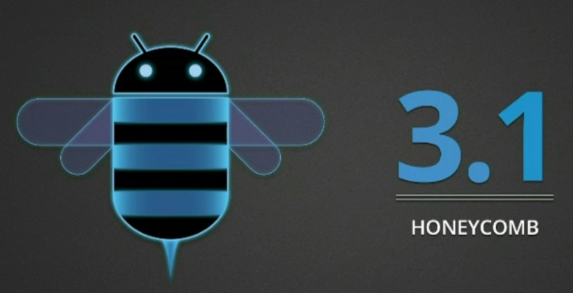 Android Honeycomb Update To 3.1 Announced At Google I/O