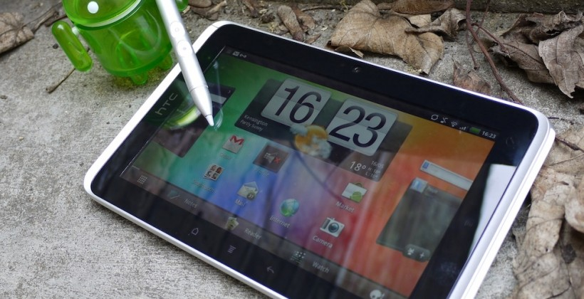 HTC: Flyer first of several tablets; NFC phone in pipeline