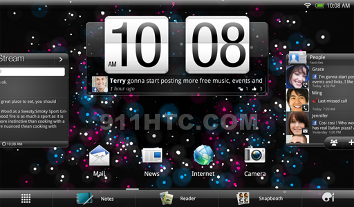 HTC Puccini tablet detailed: Honeycomb, 1.5GHz dual-core and LTE?