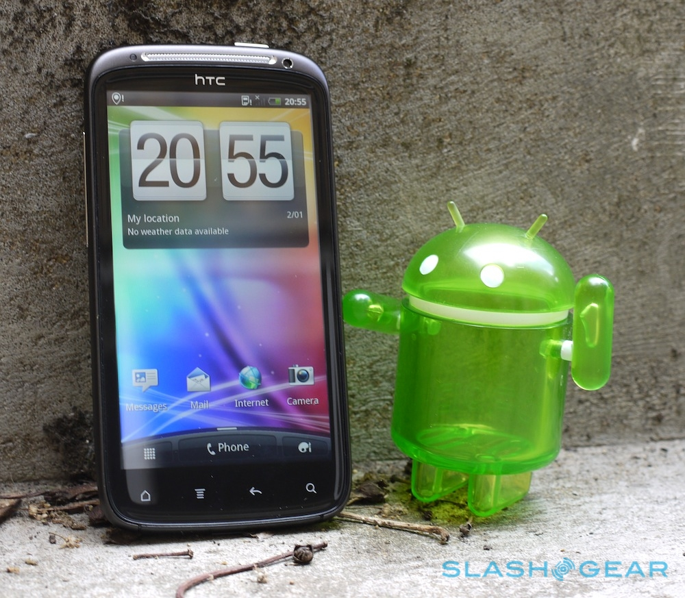 HTC Sensation Review - SlashGear