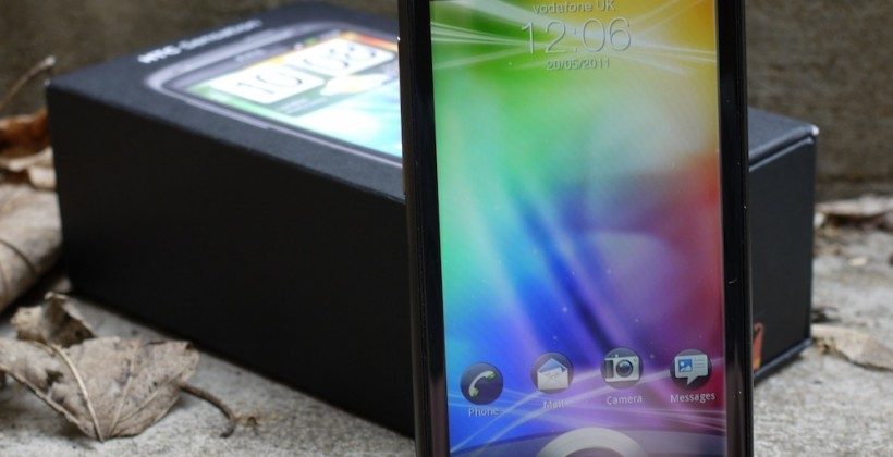 HTC Sensation unboxing & first-impressions [Video]