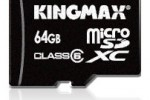 Kingmax debuts world's largest capacity microSD card with 64GB of storage