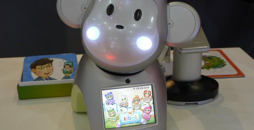 Kibot robot hands-on [Video]