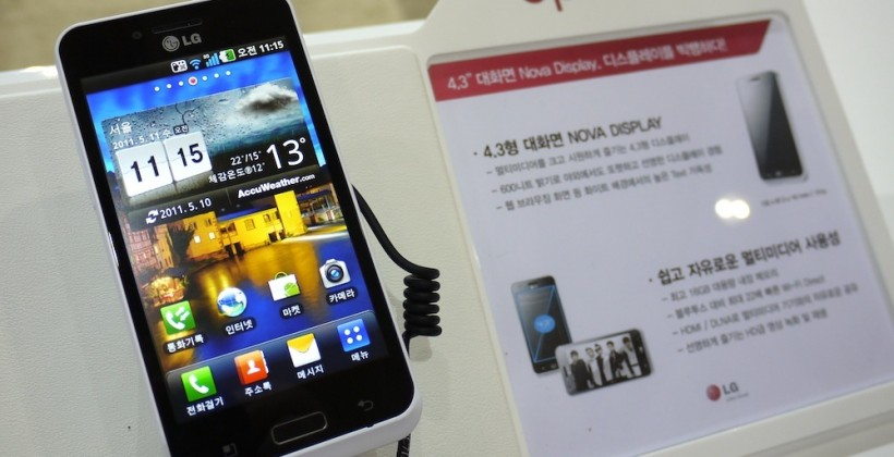 LG Optimus Big hands-on [Video]