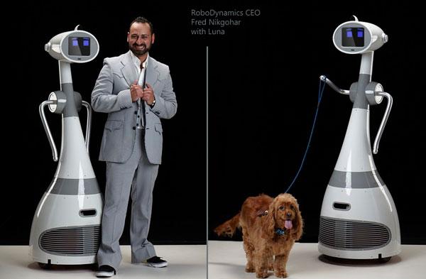 SchultzeWORKS unveils Luna Robot concept