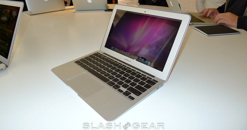 PC notebooks to get MacBook Air style flash-standby in 2012