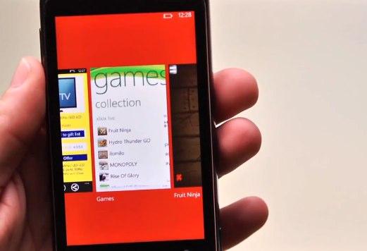 Windows Phone 7.1 Mango multitasking explained [Video]
