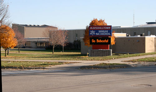 Marshalltown High School to use wakeup calls for tardy students