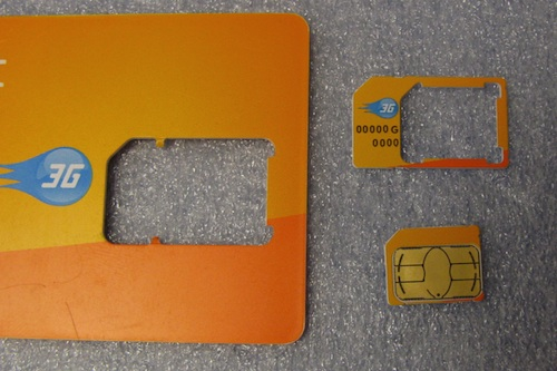 Apple's Micro-SIM Card May Get Even Smaller Soon