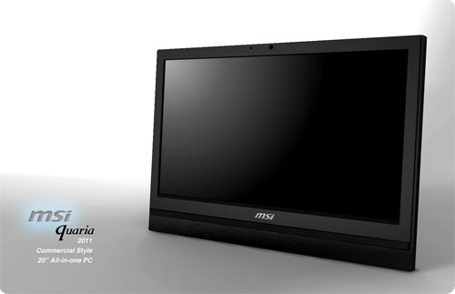 MSI announces new full HD LED Super Color screens and more for AIOs at Computex
