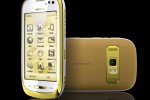 Nokia Oro: Gold-plated Symbian luxury (with added thumb protection)