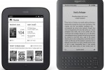 NOOK battery whips even recalculated Kindle insists B&N